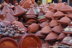 Naczynia do tadżinu -marokańskiej potrawy