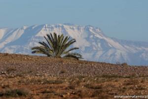 Piękne góry Atlas
