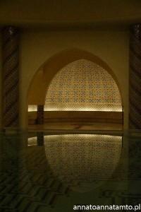 Hammam-marokańska łaźnia