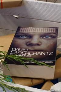 """David Lageercrantz """"Co nas nie zabije"""""""