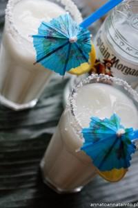 Rum z woda kokosową a la Receta