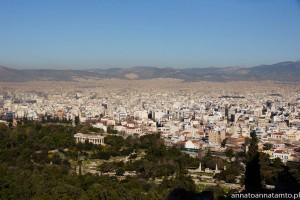 Panorama Aten