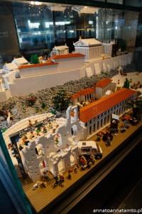 nietypowa ekspozycja :) Muzeum Akropolu