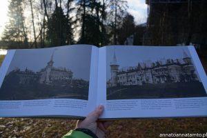 Pałac był piękny, imponujący i wybudowany z najnowszymi, ówczesnymi trendami.