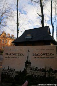 Białowieża -carska rezydencja