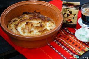 Przepis na burek z serem