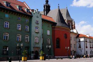 Krakowskie uliczki