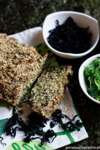 Chleb odchudzający z algami
