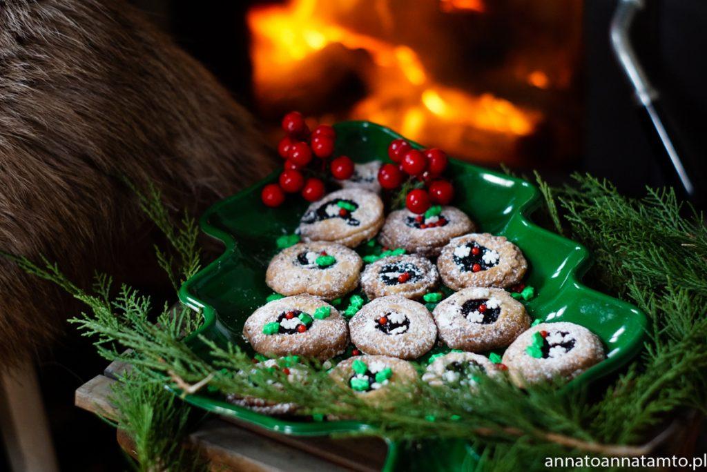 Czeskie Vánoční cukroví