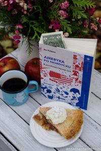 Amerykańska szarlotka -Ameryka po nordycku
