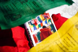 Czerwony Tybet-książka