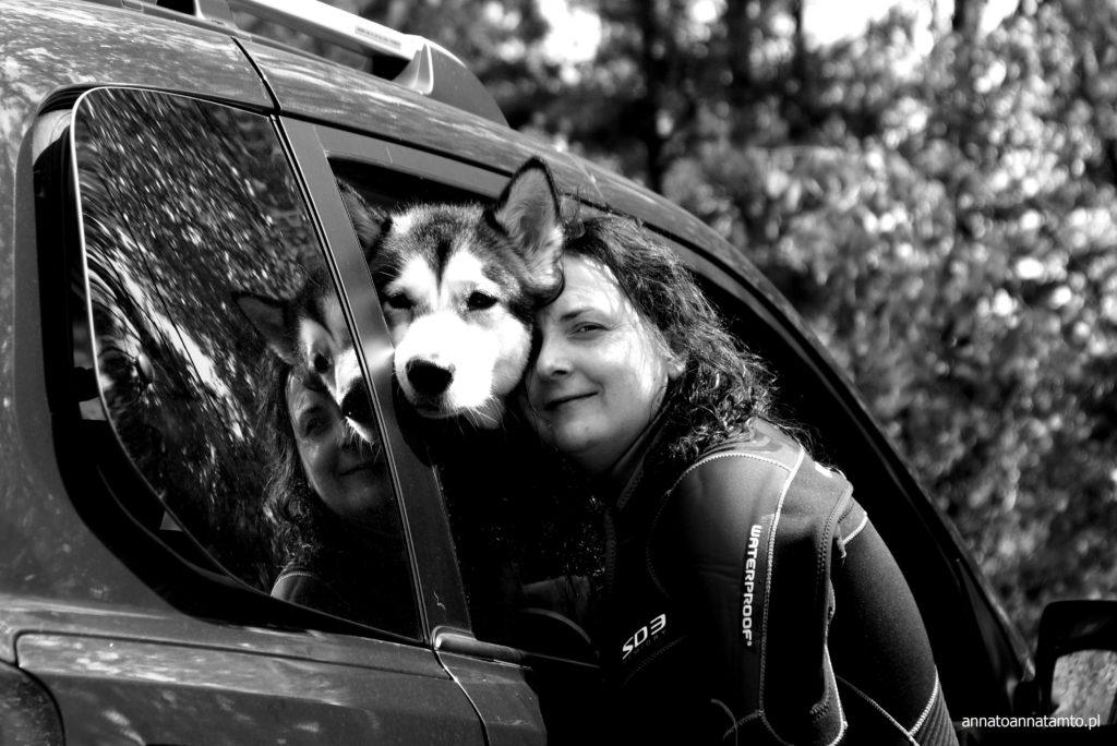 Pies i ja