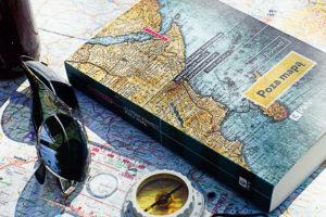 Poza mapą-książka