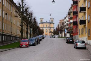 Miasto portowe Karlskrona