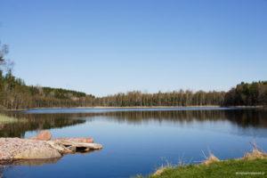 szwedzkie krajobrazy