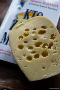 Kto zabrał mój ser