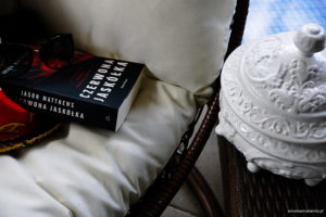 Czerwona Jaskółka- książka szpiegowska z przepisami