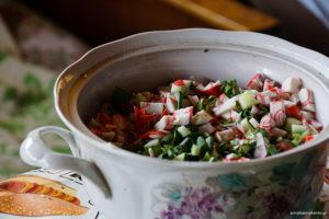 Rosyjska sałatka