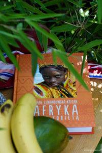 Afryka jest kobietą -książka