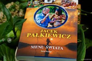 """Jacek Pałkiewicz """"Menu świata"""""""