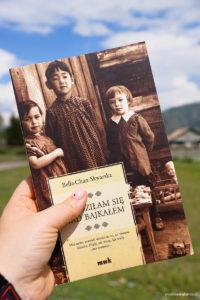 Urodziłam się nad Bajkałem-książka