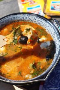 Solanka-rosyjska zupa