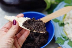ZEYTIN EZMESI- pasta z czarnych oliwek