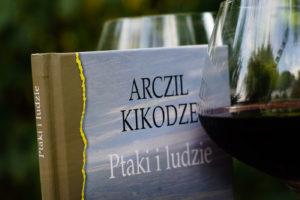 """Arczil Kikodze """"Ptaki i Ludzie"""""""