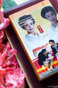 Kwiaty w pudełku -książka