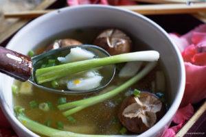 Japońska zupa ozoni