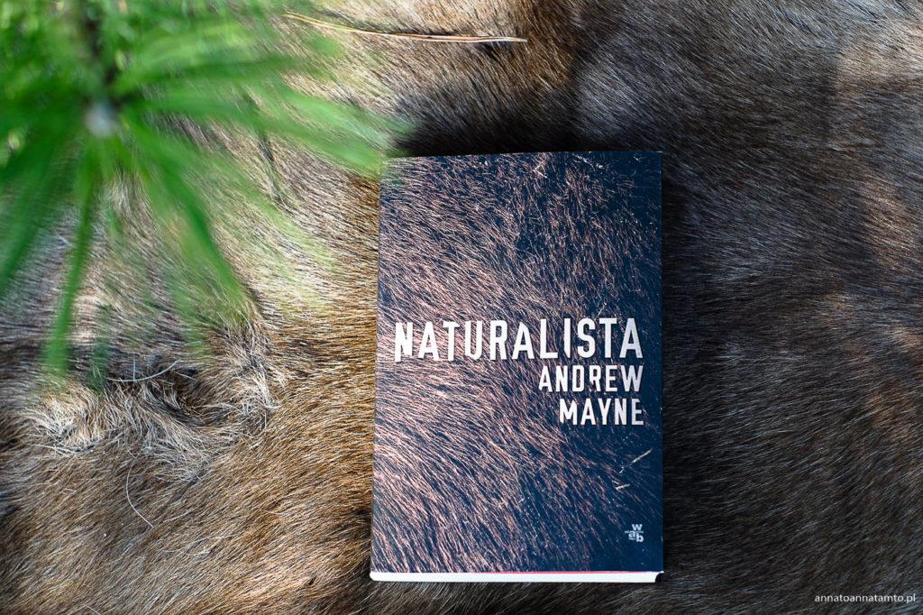 """Naturalista"" Andrew Mayne"